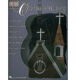 Hal Leonard - Old Time Gospel Songs, Easy Guitar