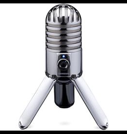 Samson - Meteor Mic Desktop USB Studio Condenser Microphone