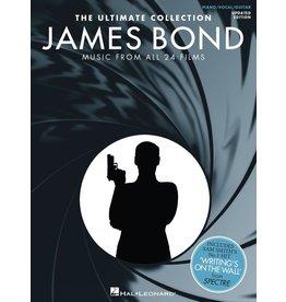 Hal Leonard - James Bond, The Ultimate Collection (P/V/G)