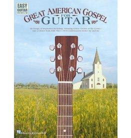 Hal Leonard - Great American Gospel For Guitar