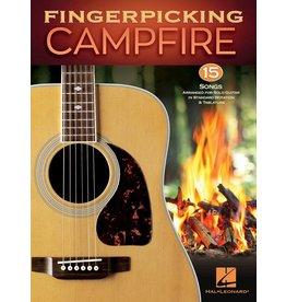 Hal Leonard - Fingerpicking Campfire, Intermediate Guitar w/Tab
