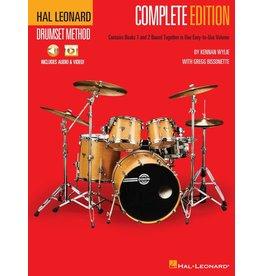 Hal Leonard - Drumset Method, Books 1&2 Complete Edition