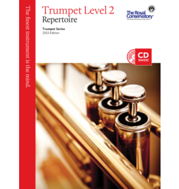Frederick Harris - Trumpet Repertoire Level 2