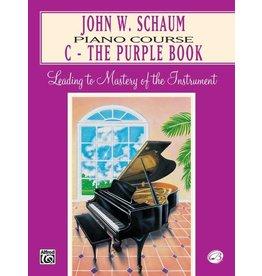 Alfred's Publishing - Piano Course, C-The Purple Book