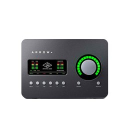 Universal Audio - Arrow Desktop 2x4 Thunderbolt 3 Audio Interface