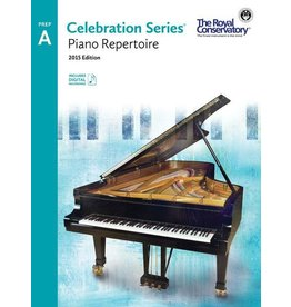 Frederick Harris - Celebration Series, 2015 Edition, Preparatory A Piano Repertoire w/ Online Audio