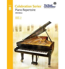 Frederick Harris - Celebration Series, 2015 Edition, Preparatory B Piano Repertoire w/ Online Audio
