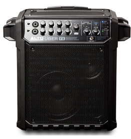 Alto - UBERFX 100watt Portable Rechargeable PA w/Bluetooth