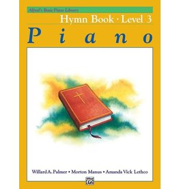 Alfred's Publishing - Basic Piano Course: Hymn Book 3