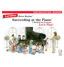 - Helen Marlais' Succeeding at the Piano, Preparatory Level, Theory and Activity Book (2nd Edition)