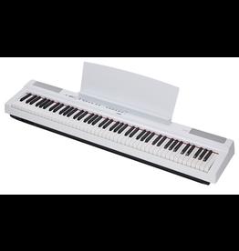 Yamaha - P125 Digital Piano, White