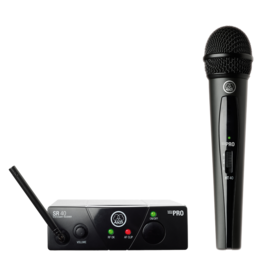 AKG - WMS 40 Mini Vocal Set (Freq: 25D)
