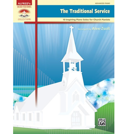 Alfred's Publishing - Sacred Performer, The Traditional Service, Advanced
