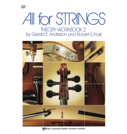 Neil A. Kjos - All For Strings Theory Workbook 2