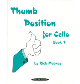 Alfred's Publishing - Thumb Position for Cello, Book 1