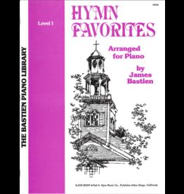 Bastien - Hymn Favorites, Level 1
