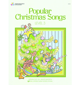 Neil A. Kjos - Popular Christmas Songs, Level 3