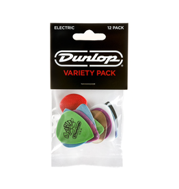 Jim Dunlop - Variety Pick Pack, (12) Electric