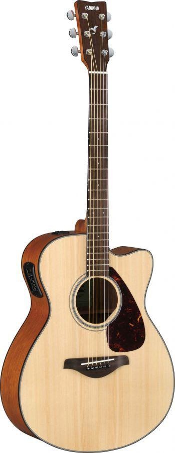 Yamaha - FSX800SC Folk Acoustic, Natural