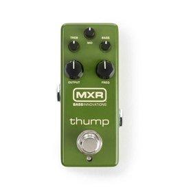 MXR - M281 Thump Bass Preamp Pedal