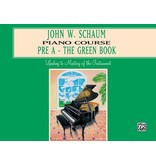 Alfred's Publishing - Piano Course, Prep A-The Green Book