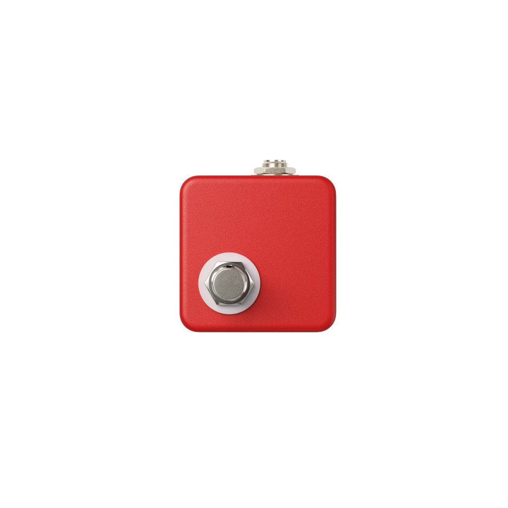 JHS Pedals - Red Remote Aux Switch