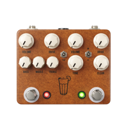 JHS Pedals - Sweet Tea V3 2-in-1 Dual Overdrive
