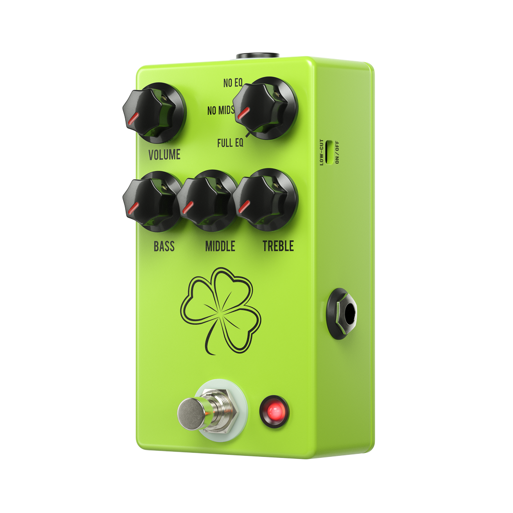 JHS Pedals - The Clover Preamp Pedal