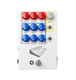 JHS Pedals - Colour Box V2 Preamp Pedal