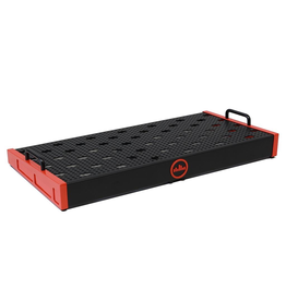 Temple Audio - DUO 24 Pedalboard Temple Red