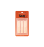 Rico - 3 Pack of Baritone Saxophone Reeds, 2