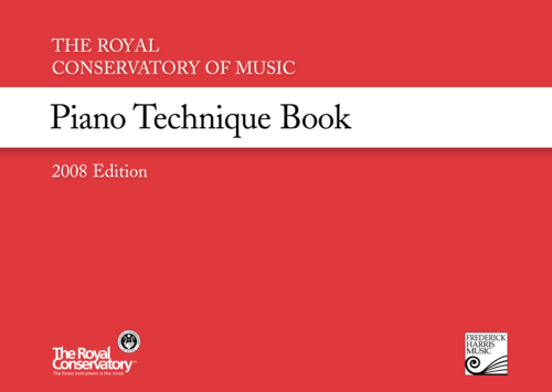 Frederick Harris - RCM Piano Technique Book