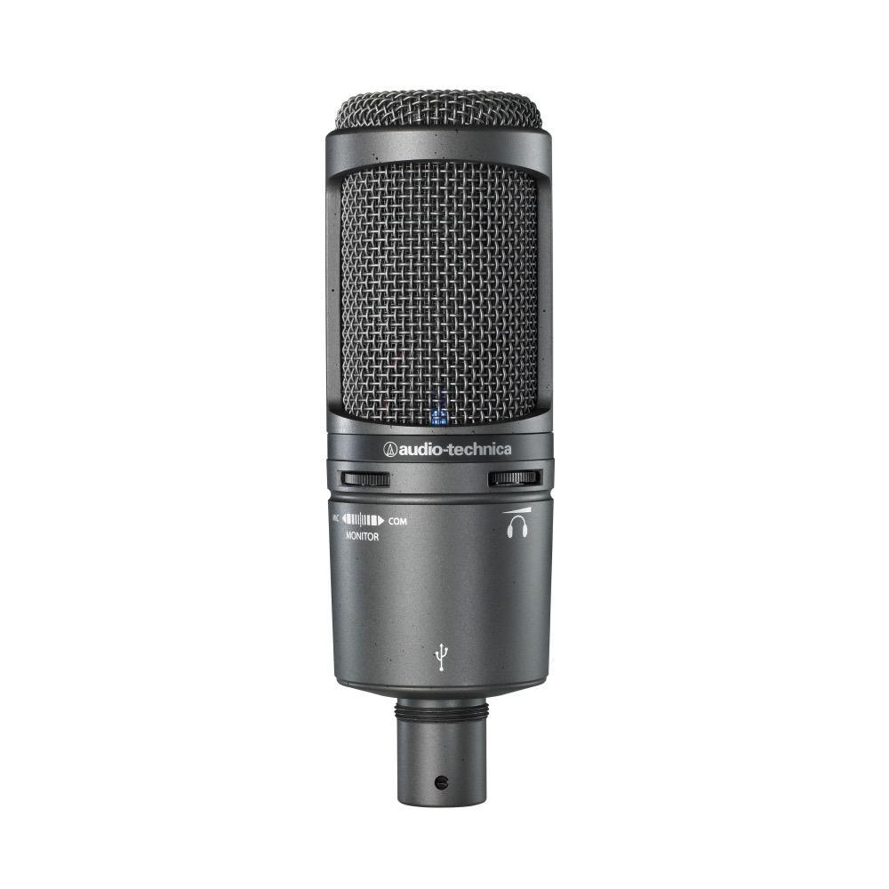 Audio Technica - AT2020 Studio USB Condenser Microphone