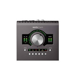 Universal Audio - Apollo Twin X DUO 10x6 Thunderbolt Audio Interface with UAD DSP