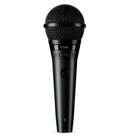 Shure - PGA58 Alta Series Vocal Microphone (on/off switch)