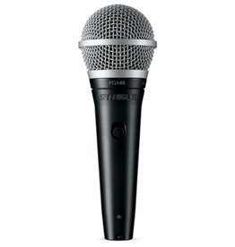 Shure - PGA48 Alta Series Vocal Microphone (on/off switch)