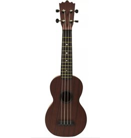 Beaver Creek - Ulina Soprano Ukulele, Wood Look