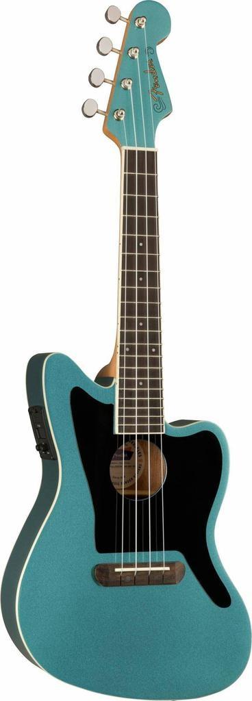 Fender - Fullerton Jazzmaster Uke, Tidepool, Concert