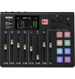 Rode - Rodecaster Pro Podcast Production Studio