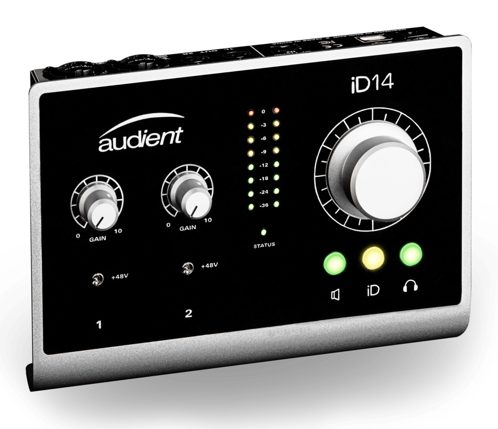 Audient - iD14 10in/4out USB Audio Interface