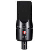 SE Electronics - X1 A Large-Diaphragm Cardioid Condenser Microphone