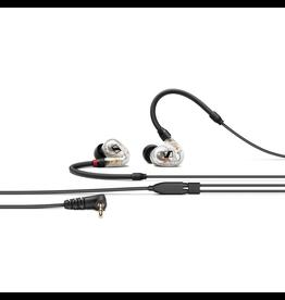Sennheiser - IE 40 PRO In-Ear Monitoring Earphones, Clear