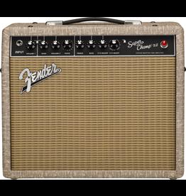 Fender - Limited Edition Super Champ X2 1x10 15watt Tube Combo Amp, Fawn