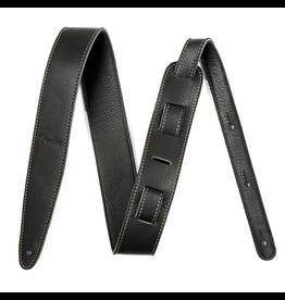 "Fender - 2"" Artisan Crafted Leather Strap, Black"