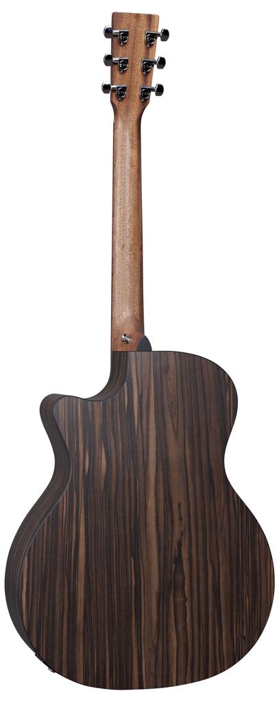 Martin - GPC-X2E Grand Performance Sapele/Macassar HPL Acoustic-Electric w/Gigbag