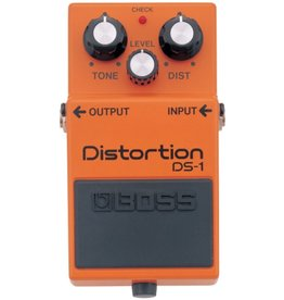 Boss - DS-1 Distortion Pedal