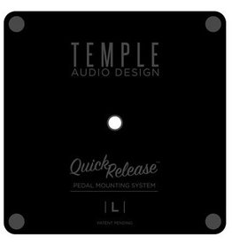 Temple Audio - Quick Release Pedal Plate - Large