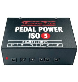 Voodoo Lab - Pedal Power ISO-5 Power Supply