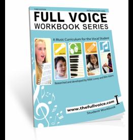Hal Leonard - Full Voice Series Workbook, Introductory