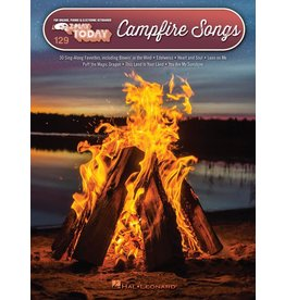 Hal Leonard - Campfire Songs, EZ Play Today #129
